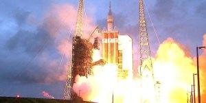 2014年12月5日、オリオン発射成功