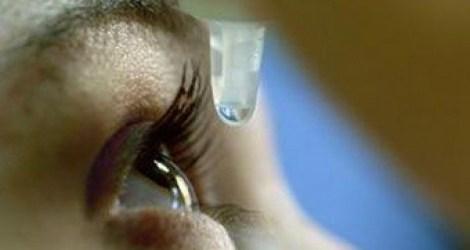 علاج قصر النظر بقطرة واحدة