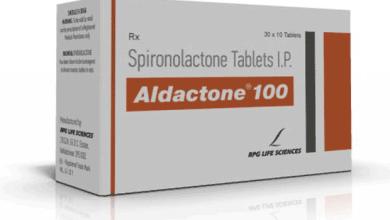 يستخدم السبيرونولاكتون لتشخيص وعلاج حالات ارتفاع مستويات الألدوسترون. وكما هو معروف فإنَّ الألدوسترون من الهرمونات التي تنتجُها الغدَّة الكظريَّة للمساهمة في تنظيم التوازن الملحي المائي في الجسم.