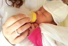 الرضاعة الطبيعية تعرض الأطفال لمواد كيميائية سامة