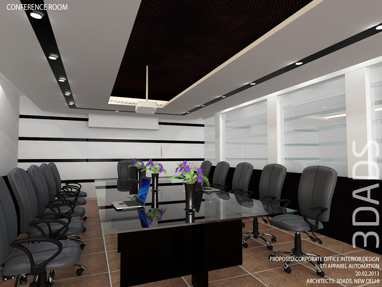 3DATop Office Interior Decoration Company