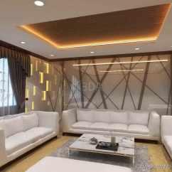 Interior Of Living Room White Leather Furniture 3da Best Drawing Decorators In Delhi And Interiors Design