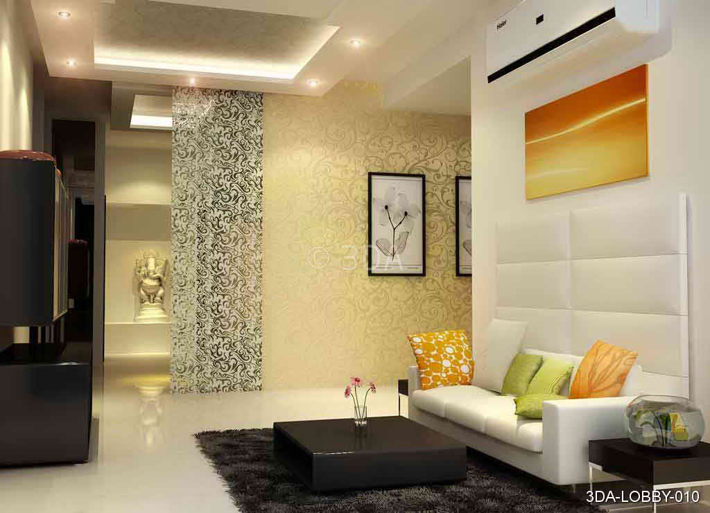3DA  Best Lobby interior Decorators in Delhi and Best Interior Designers in Delhi