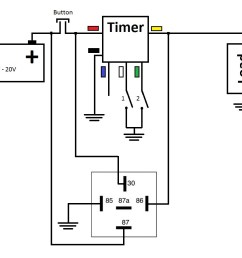 multi functional 3v time delay relay timer  [ 1210 x 896 Pixel ]