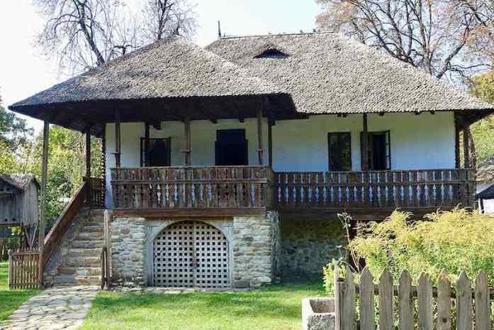 open-air museum Muzeul Satului