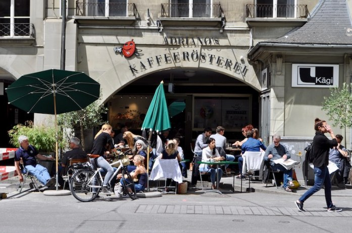 Experience Bern like a local