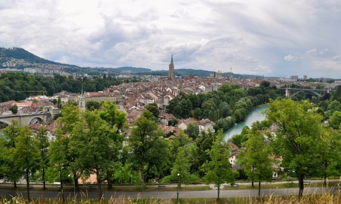 How to experience Bern like a local