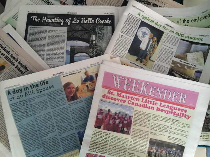 The Daily Herald newspaper articles written by Breana Johnson