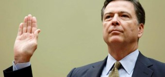 WATCH LIVE – James Comey testifies about relationship with President Trump