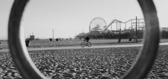 Staying fit in Santa Monica