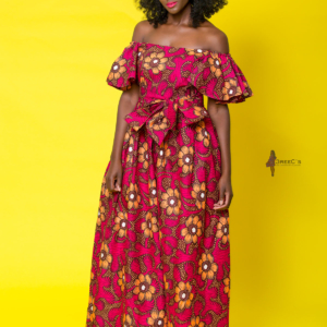 The Gaia Dress