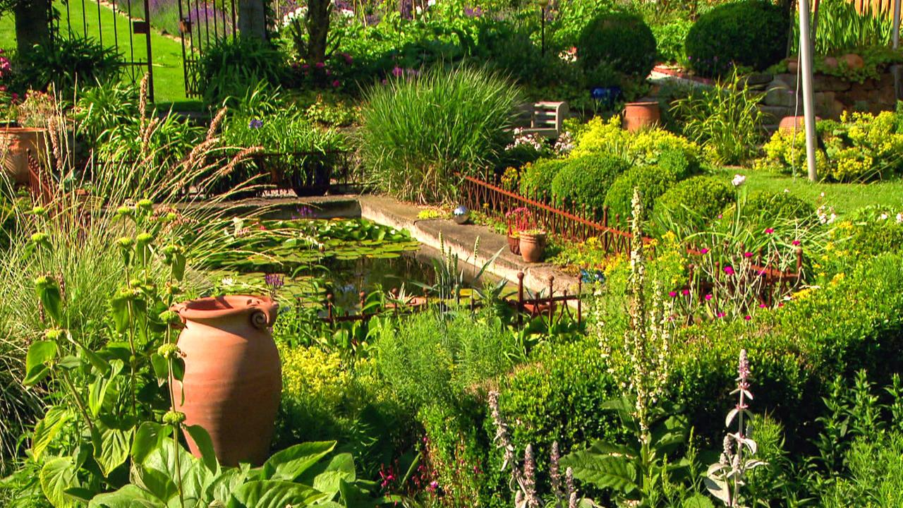 Natur im Garten   Gärtnerin aus Leidenschaft   3sat Mediathek