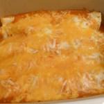Healthy & Tasty Chicken Enchiladas