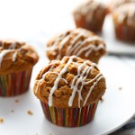 Fancy Fall Pumpkin Muffins