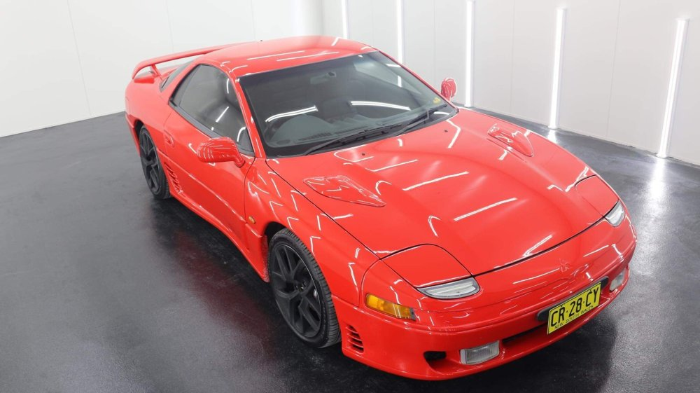 medium resolution of  for sale 1993 mitsubishi 3000gt vr4 twin turbo australian delivered 65 of 117 received 300785610574302