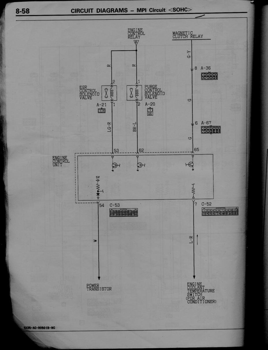 medium resolution of  1992 sohc ecm pinout sohcp5 jpg
