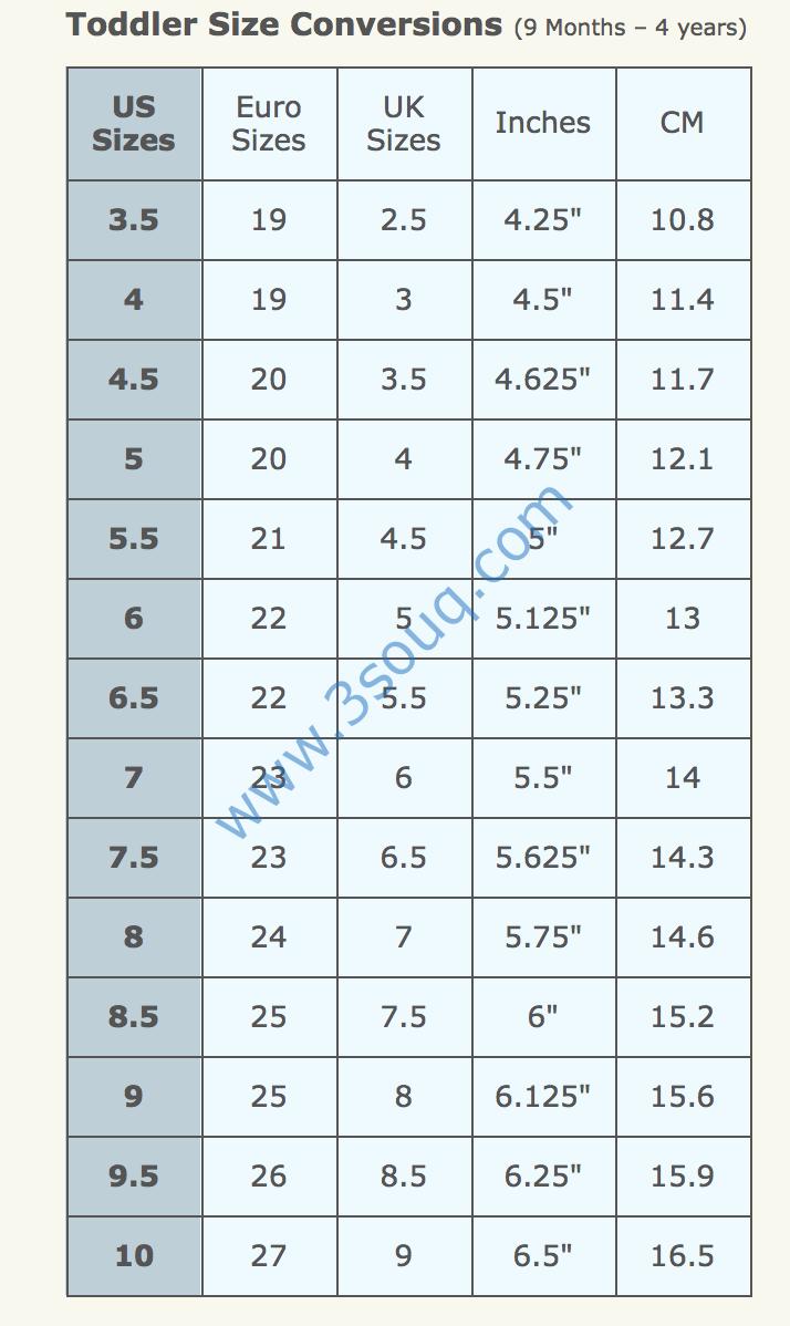 d98146074b680 كيف تختار المقاس الصحيح للحذاء ؟ ( ستة خطوات ) – التسوق الالكتروني