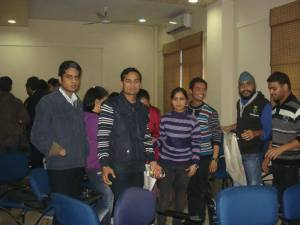 Campus to Corporate Journey (C2C)