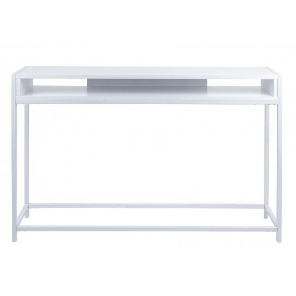 console en bois blanche shubra 0 063