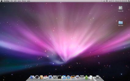 Trasforma il tuo desktop Linux in Mac OS X