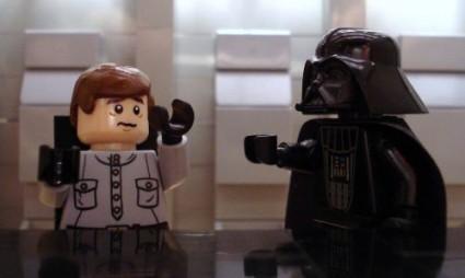 ricreati con i lego i film che hanno fatto la storia, foto!