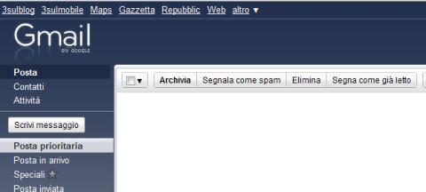 Personalizzate l'interfaccia di Gmail su Google Chrome