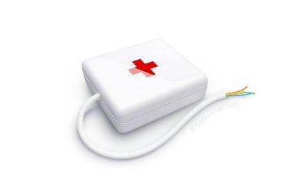Tutorial Inkscape: creare una valigetta di pronto soccorso