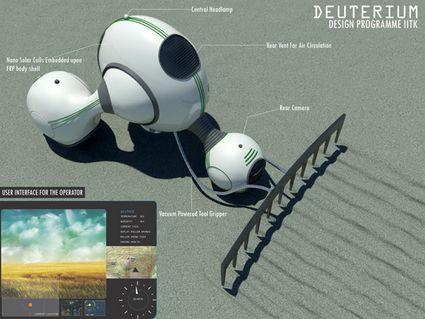 Deuterium: il trattore del futuro