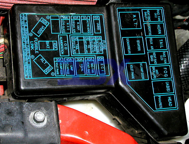 Abs Wiring Harness Diagram Factory Relays For 3000gt Stealth Oem Mitsubishi 3sx