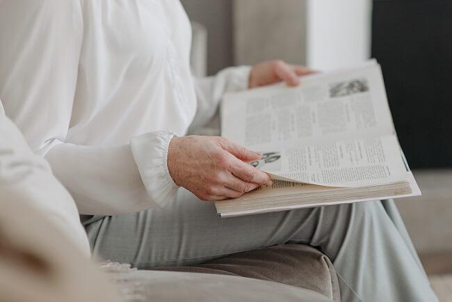 Lire augmente la longévité