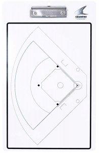 Baseball/Softball Dry Erase Board