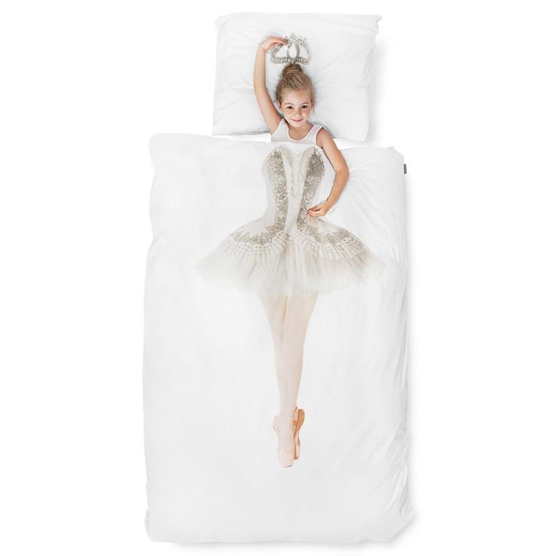 Dekbedovertrek Ballerina Snurk  www3vosjesnl