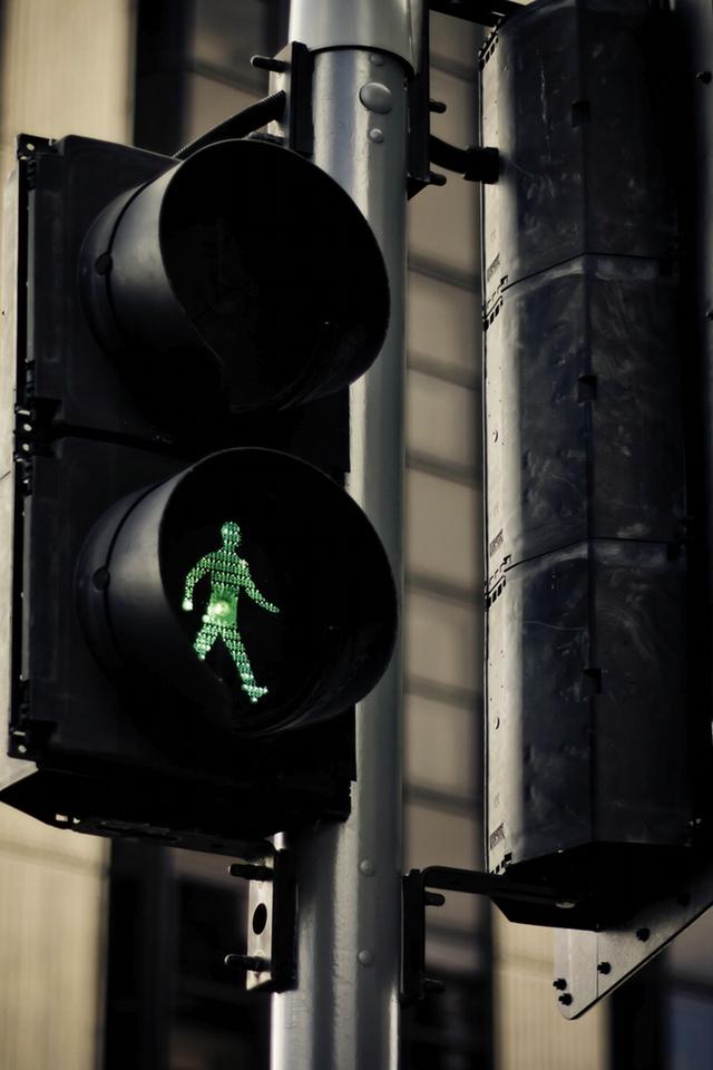 Green Pedestrian 3W.jpg  Green Pedestrian