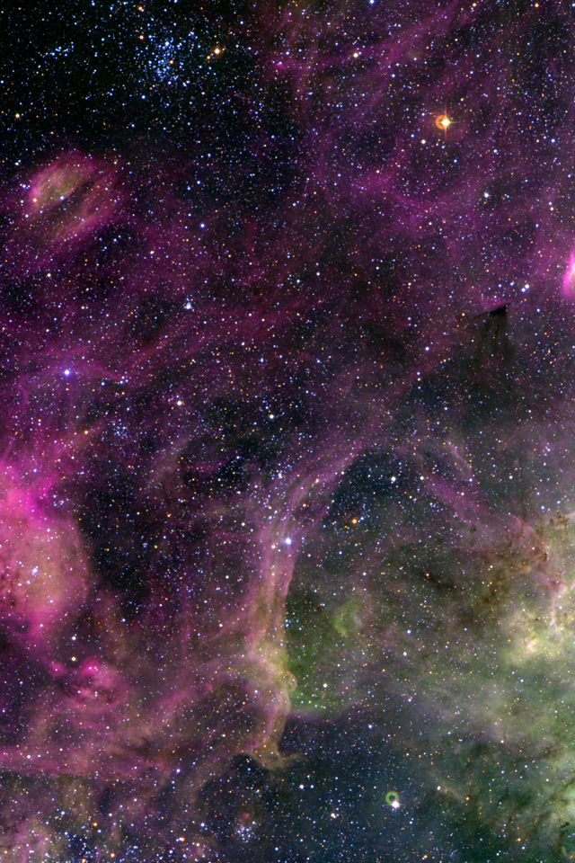 space 3W Pink Space