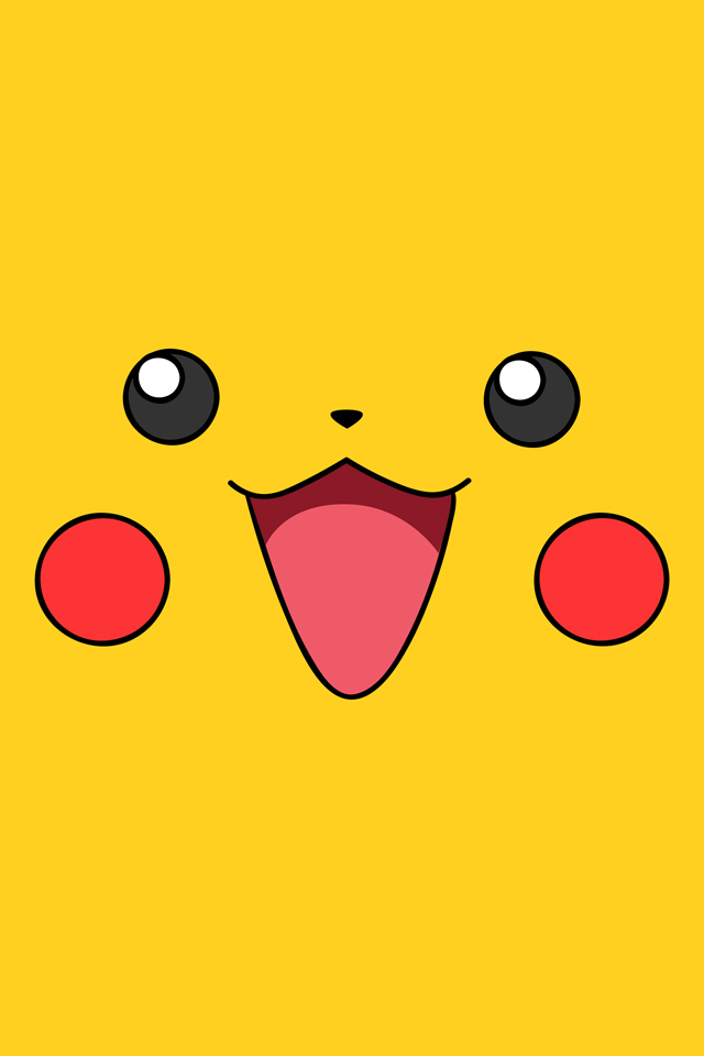 Simple Pikatchu 3Wallpapers Simple Pikatchu