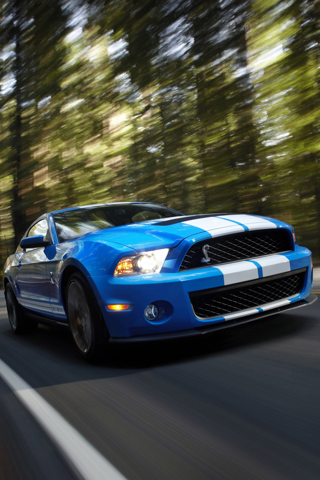 Ford Mustang Shelby GT500 3Wallpapers Ford Mustang Shelby GT500