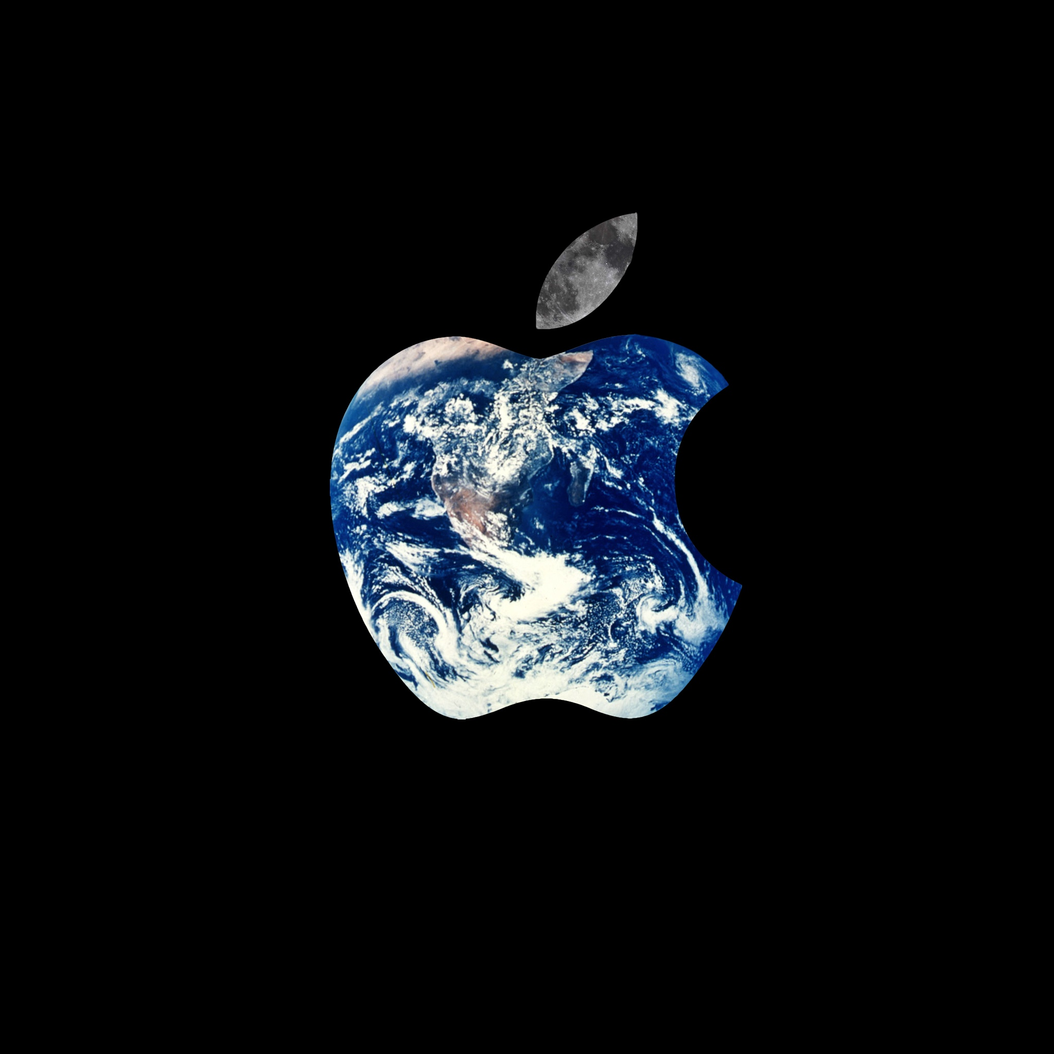 The Earth is in Apple 3W iPad The Earth is in Apple   iPad