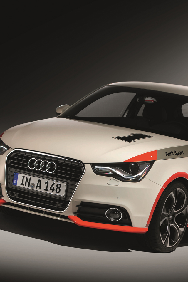 Audi A1 Sports 3Wallpapers Audi A1 Sports