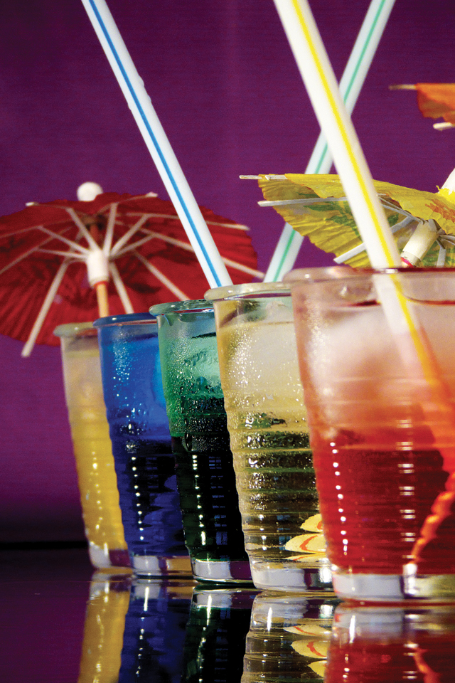 Colored Cocktails 3Wallpapers Colored Cocktails