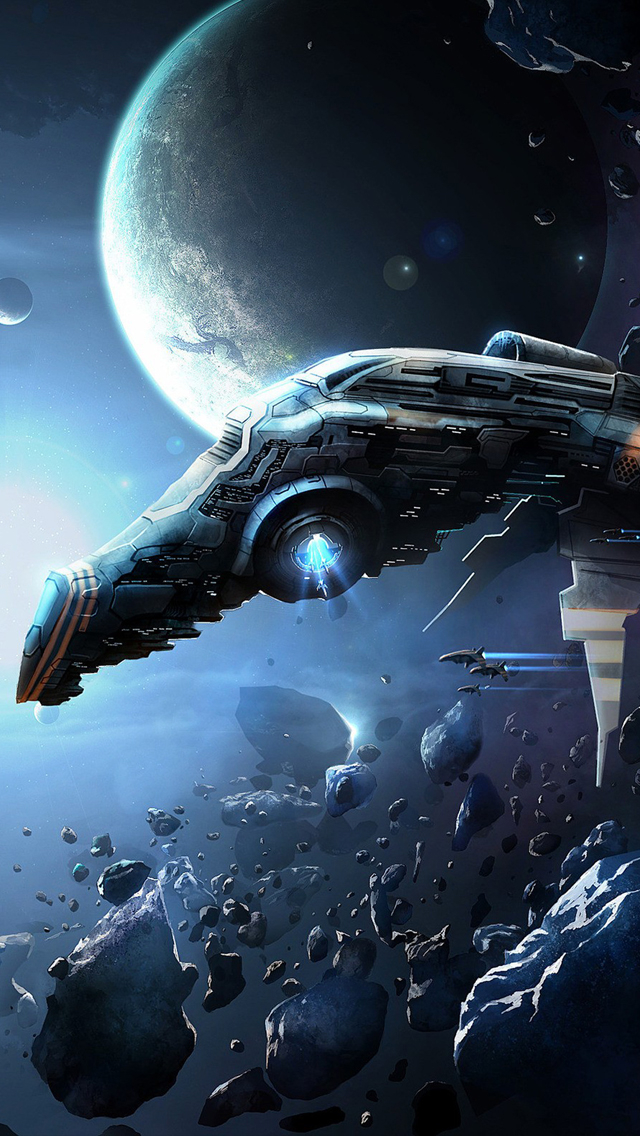 EveOnline 3Wallpapers iPhone 5 Eve Online