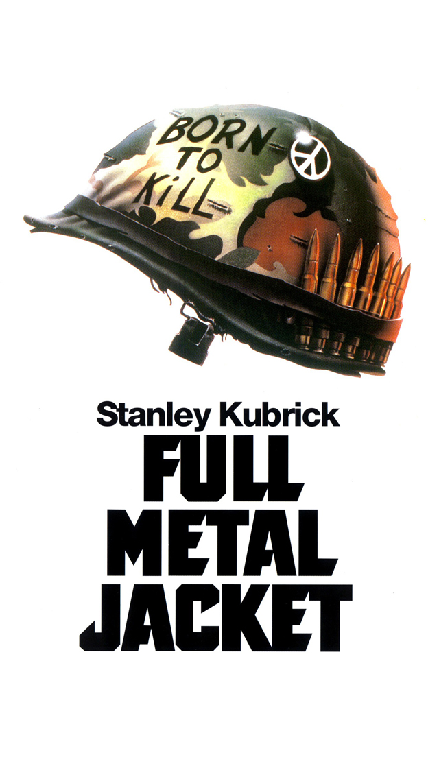 Full Metal Jacket 1987 3Wallpapers iPhone 5 Full Metal Jacket   1987 (Stanley Kubrick)