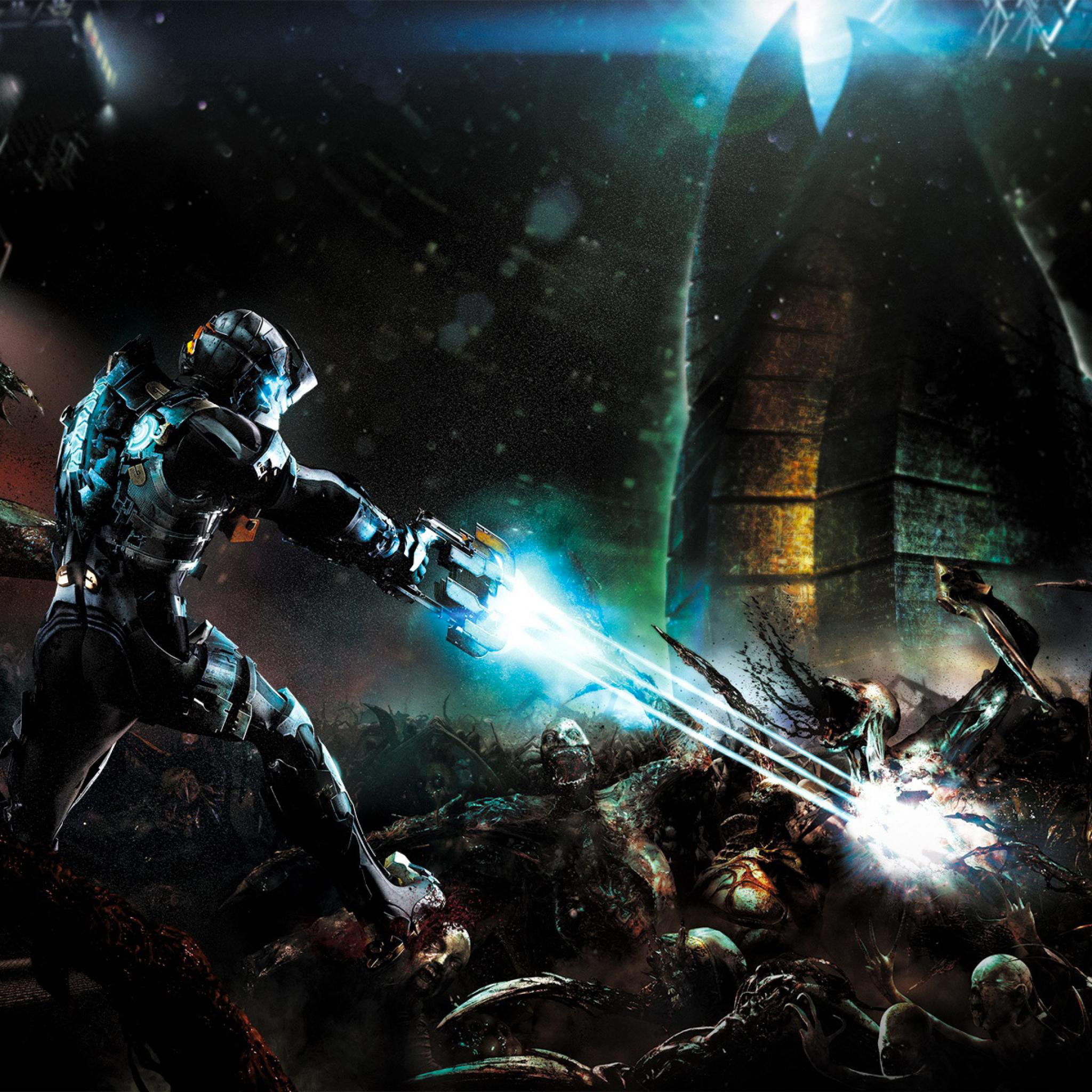 Dead Space 2 3Wallpapers iPad Retina Dead Space 2   iPad Retina