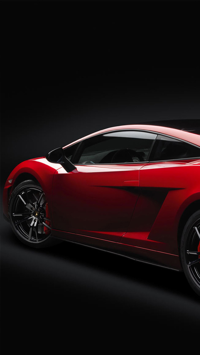 Lamborghini Gallardo Lp570 3Wallpapers iPhone 5 Lamborghini Gallardo Lp570