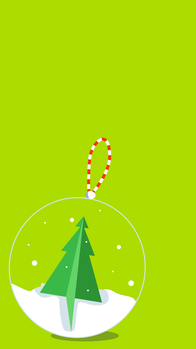 Christmas Ornament 3Wallpapers iPhone 5 Christmas Ornament
