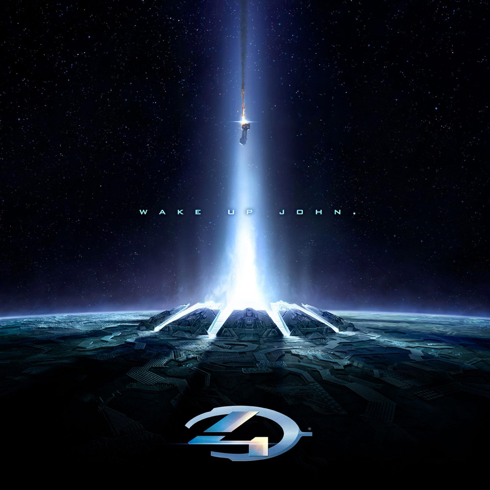 Halo 4 3Wallpapers iPad Retina Halo 4   iPad Retina