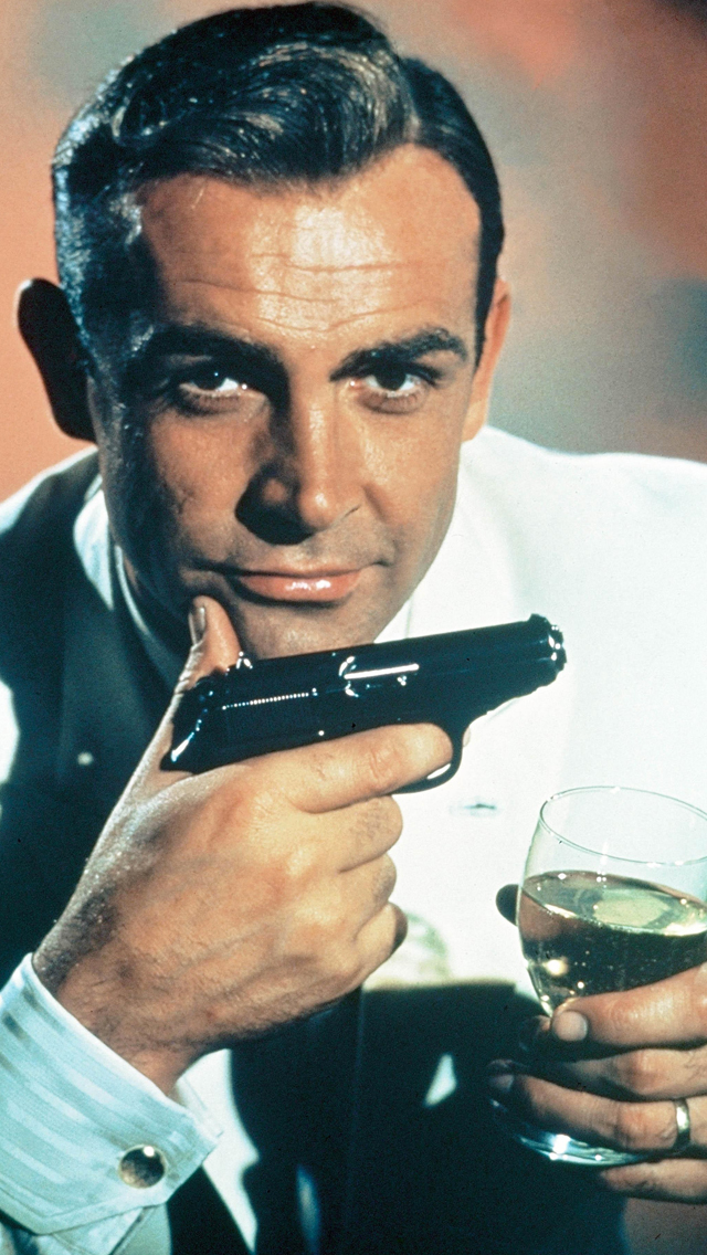 Sean Connery 3Wallpapers iPhone 5 Sean Connery