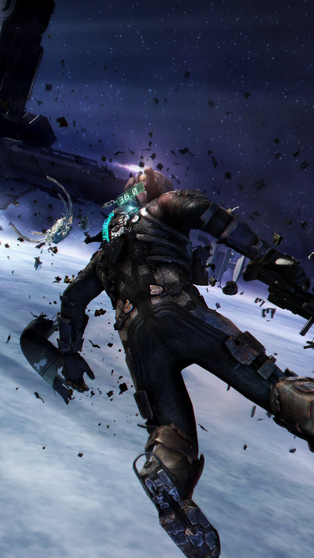 Dead Space 3Wallpapers iPhone 5 Dead Space