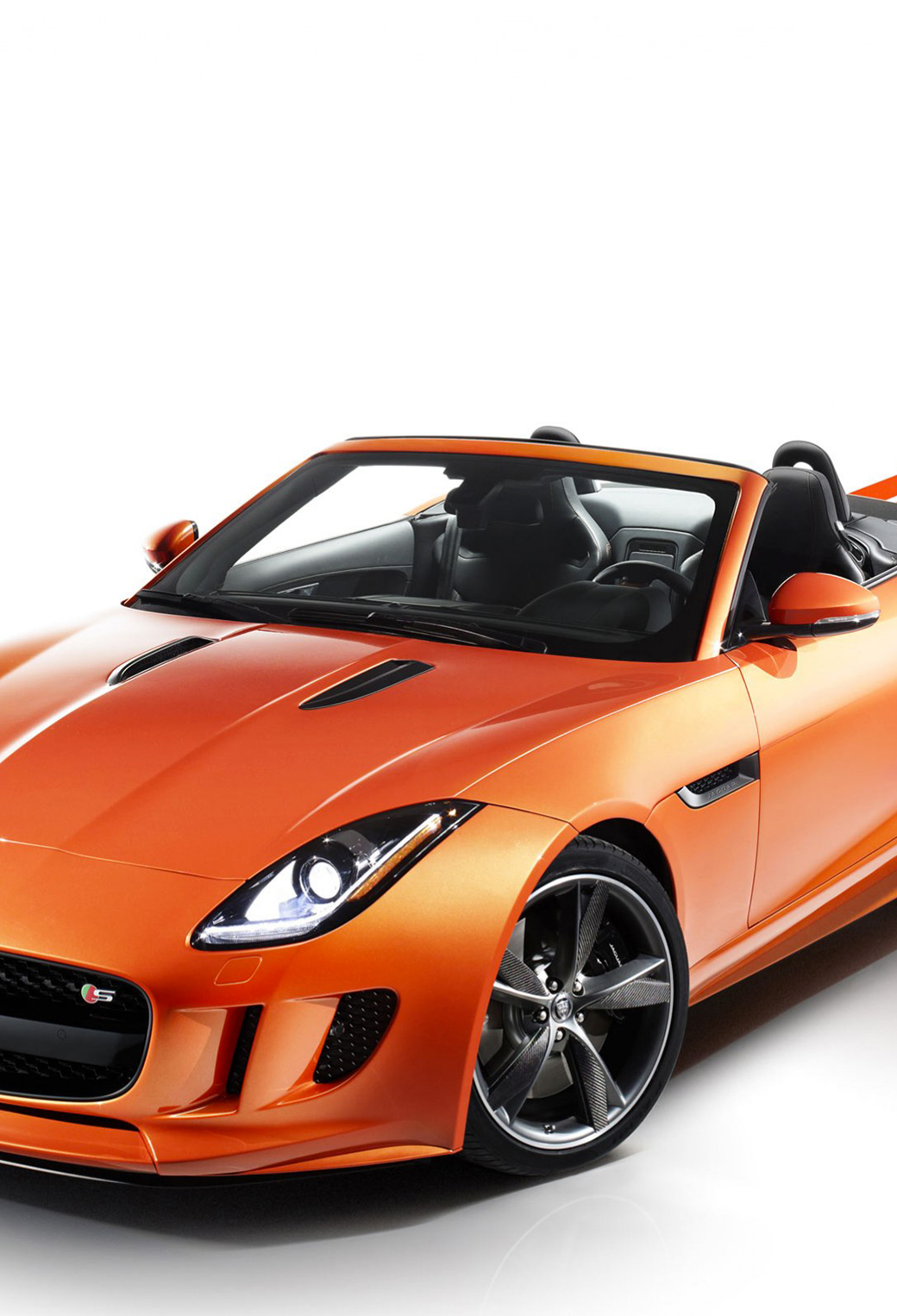 Jaguar F Type 3Wallpapers iPhone Parallax Jaguar F Type