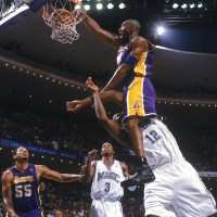 NBA Basketball Kobe Bryant