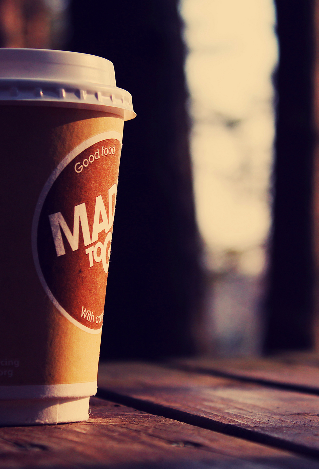 Fast Food Coffee Mood 3Wallpapers iPhone Parallax Fast Food Coffee Mood